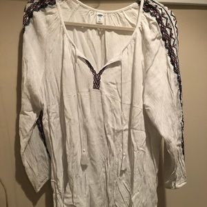 Adorable old navy blouse